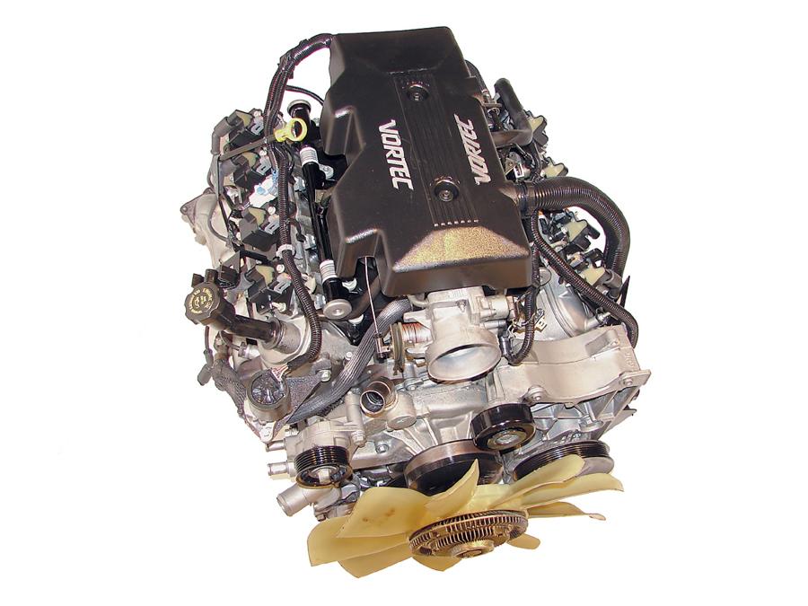 1999-2002 Chevrolet Silverado 4.8L V8 Used Engine | Engine ...