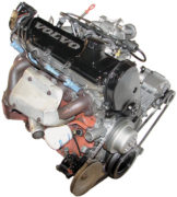 1987-1992 Volvo 740 2.3L SOHC Used Engine