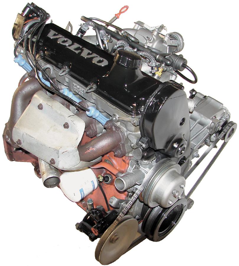 1987 1992 Volvo 740 2 3l Sohc Used Engine Engine World