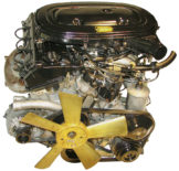 1985-1993 Mercedes 190E 2.3L Used Engine