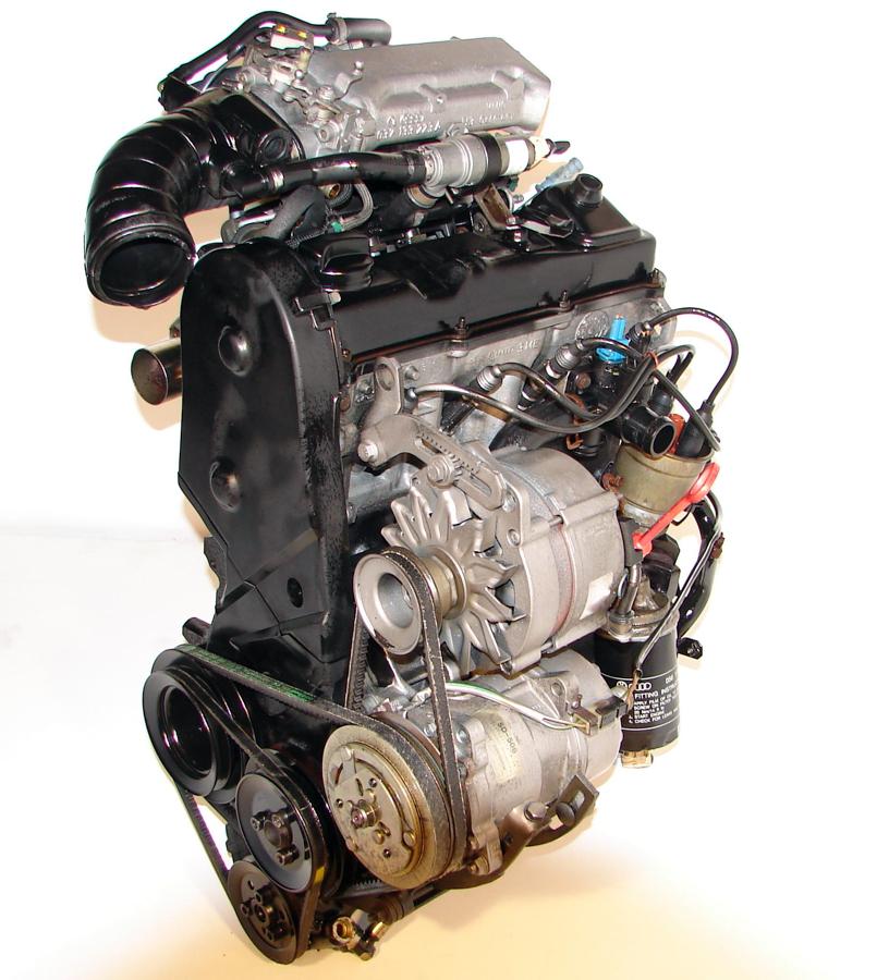 1989 1992 Vw Jetta 1 8l Sohc Used Engine Engine World