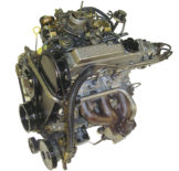 1989-2001 Geo Metro 1.0L 3 Cylinder Used Engine