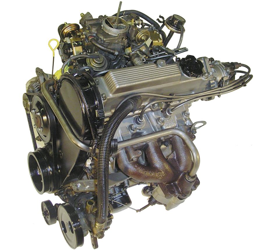 1989-2001 Geo Metro 1.0L 3 Cylinder Used Engine | Engine World