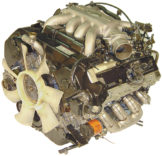 1990-1993 Infiniti Q45 4.5L Used Engine