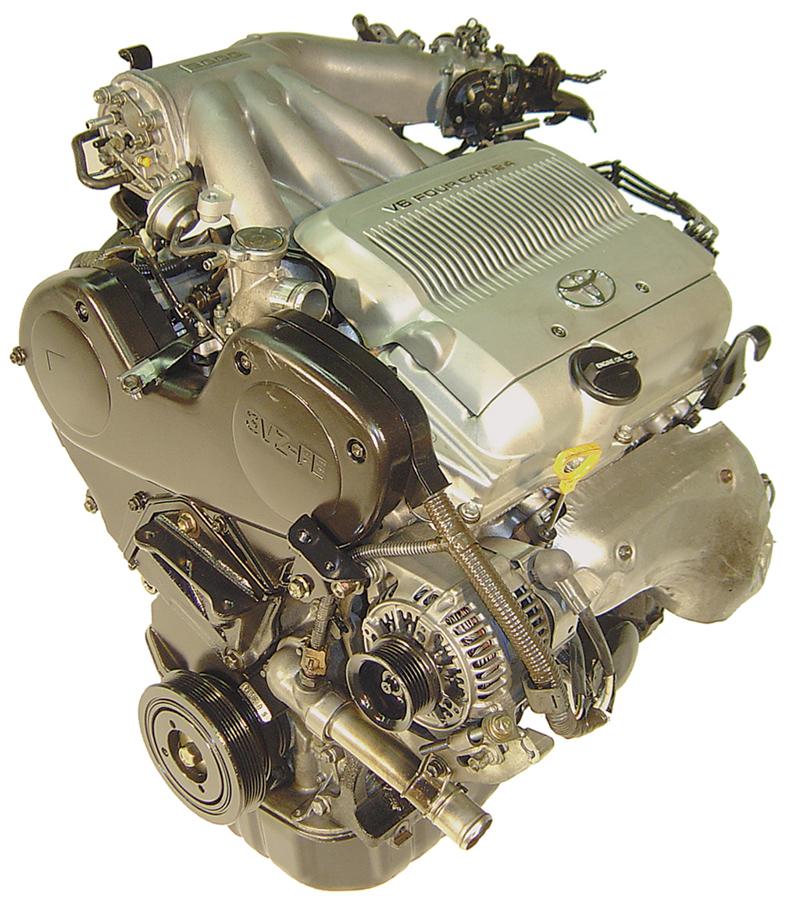 1992-1993 Lexus ES300 3.0L Used Engine | Engine World