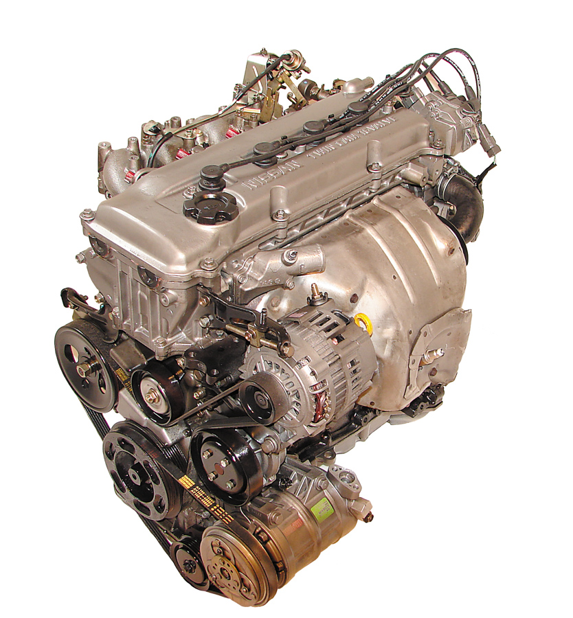 1993-2001 Nissan Altima 2.4L Used Engine | Engine World
