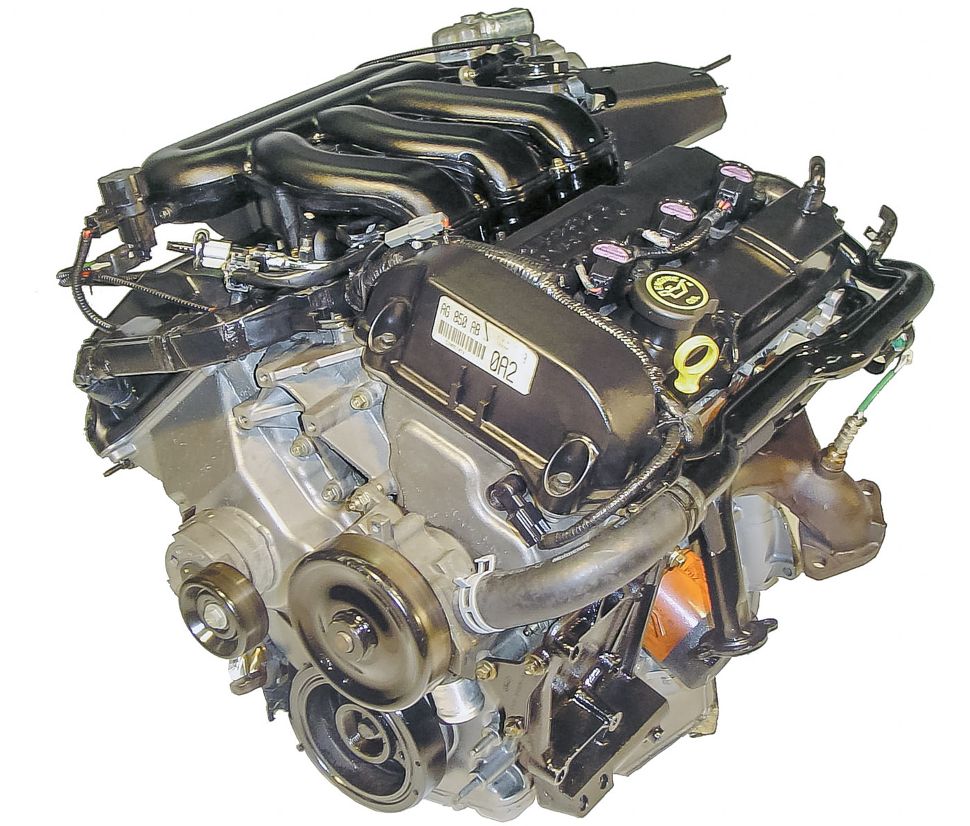 2001 2005 Ford Taurus 3 0l V6 Dohc Used Engine Engine World