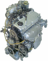 2002-2007 Mitsubishi Lancer 2.0L Used Engine