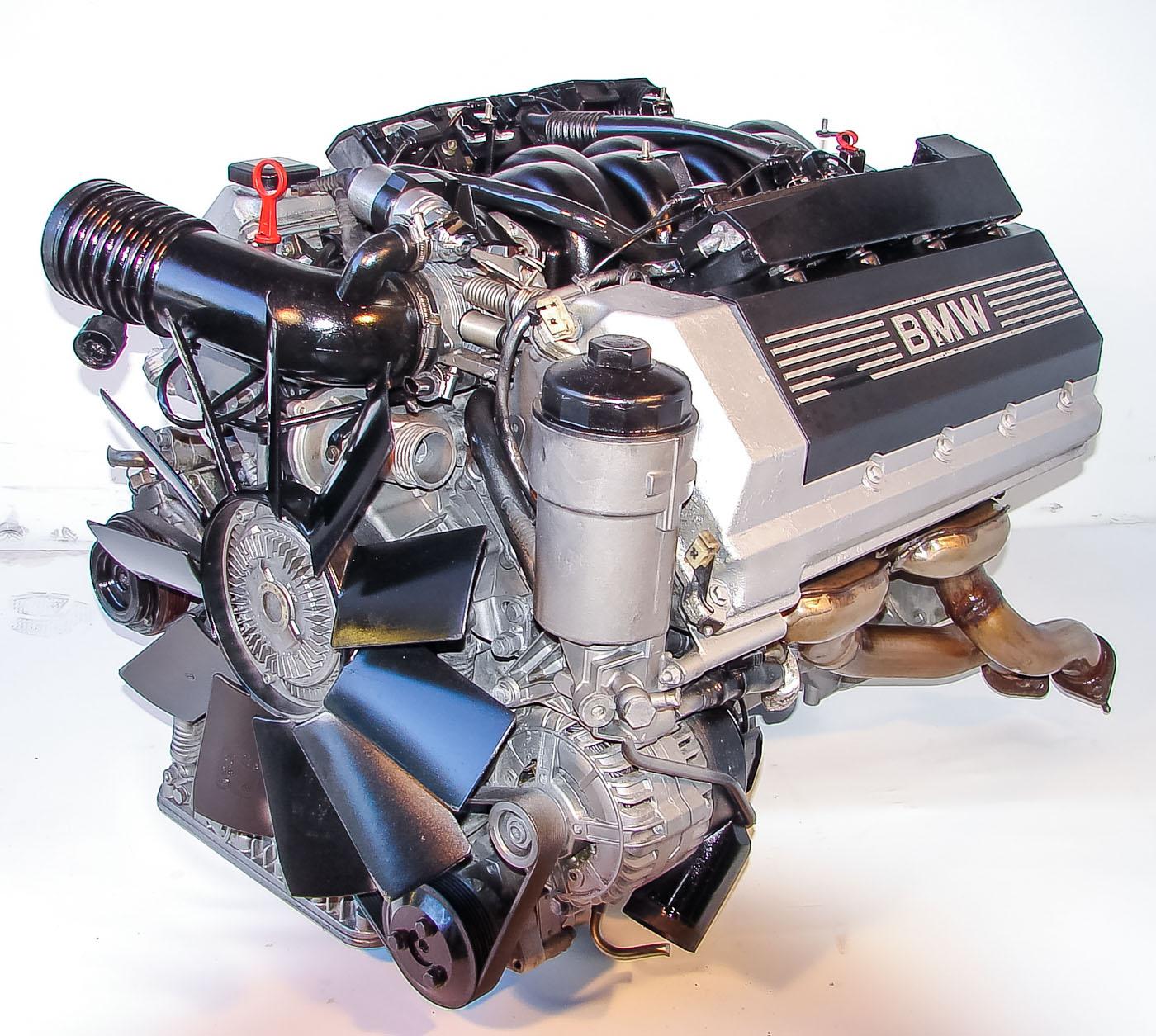 1993-1995 BMW 740 4.0L V8 Used Engine