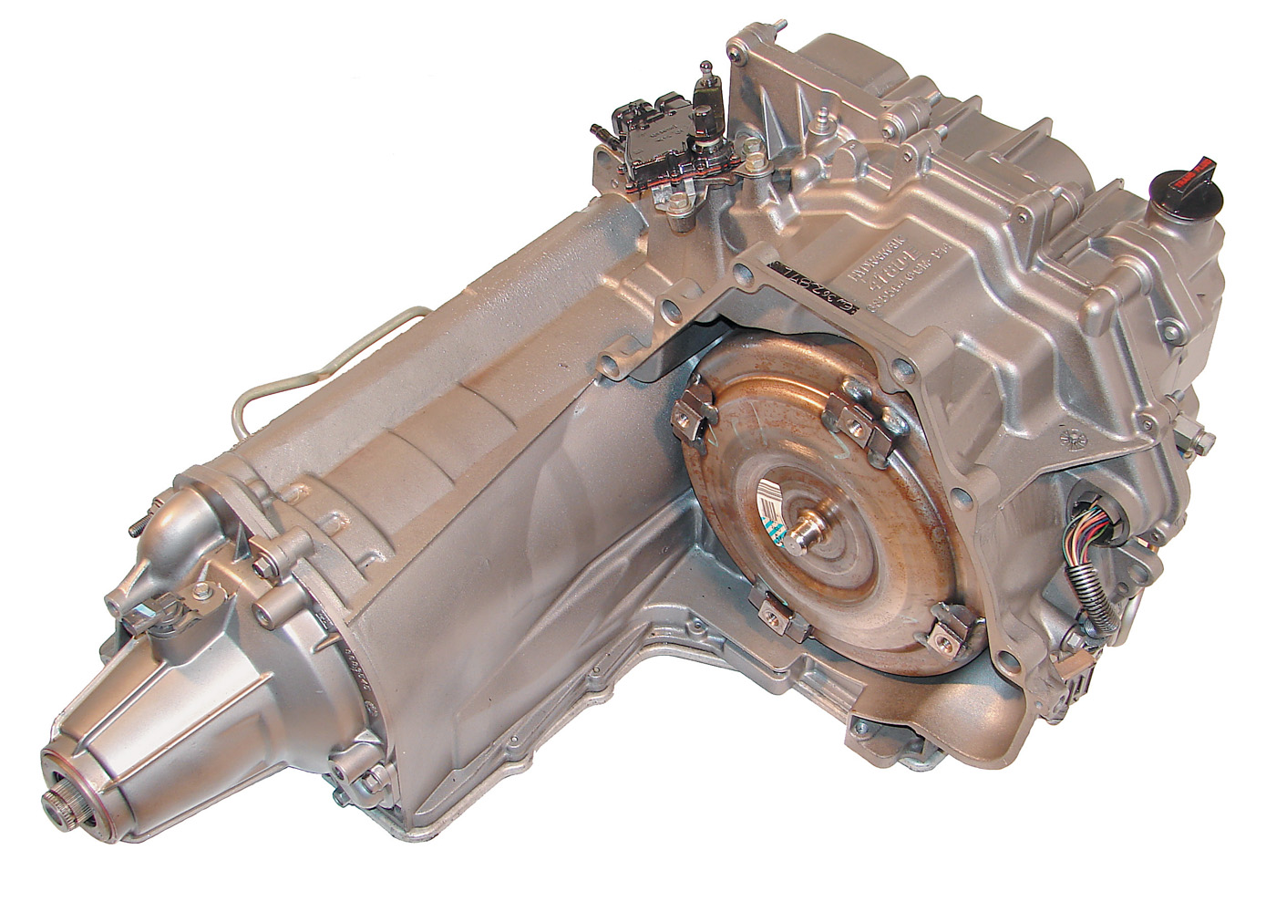 Cadillac Auto Trans on 1993 Dodge Dakota 4x4 Transmission