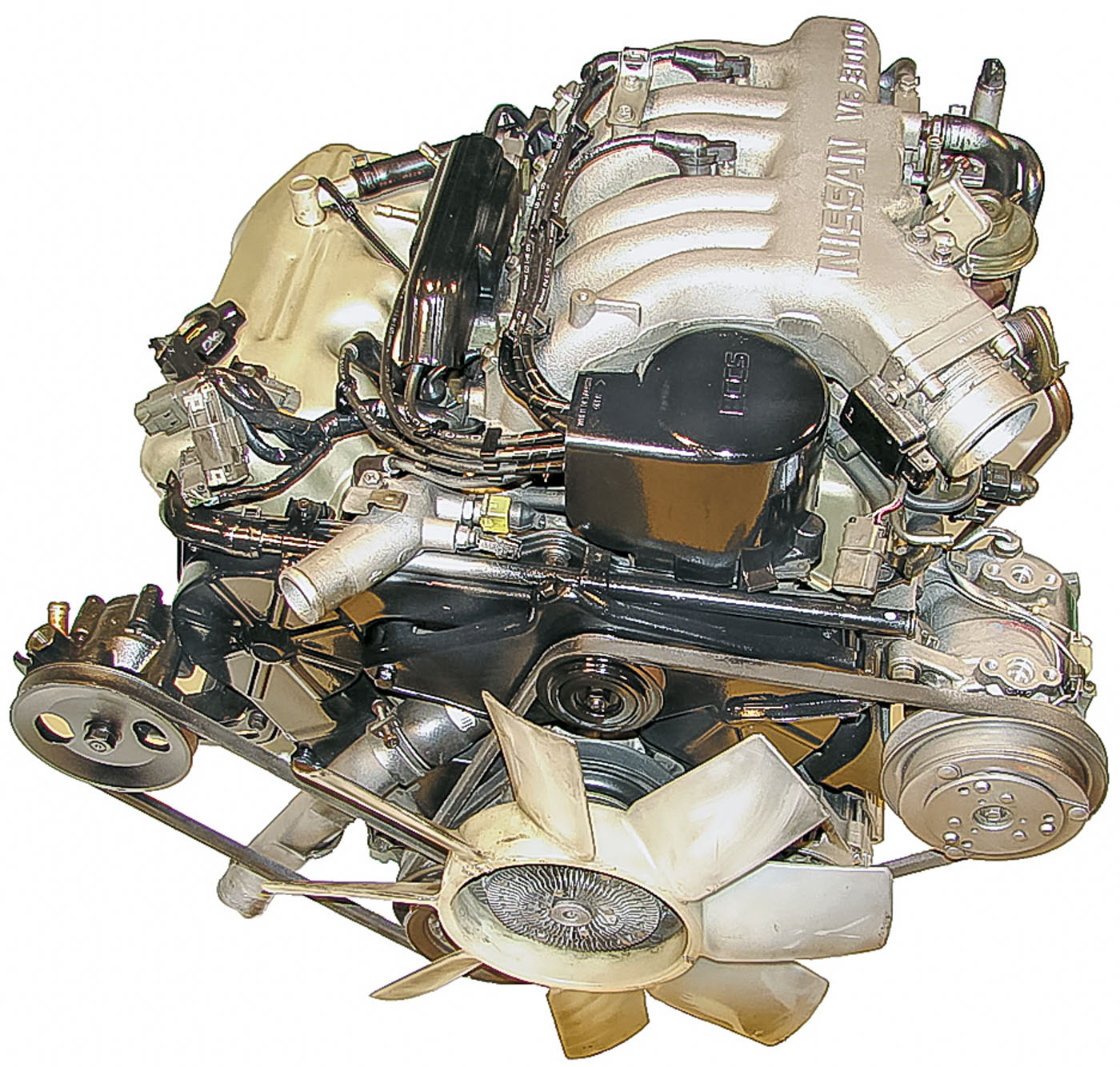 Nissan Infiniti Vg Engine on 2000 Dodge Dakota 4x4