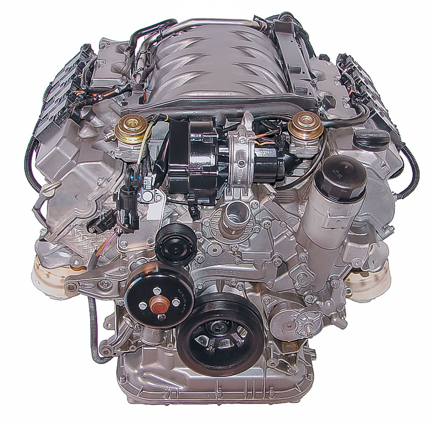 Mercedes Engine on 1991 Dodge Dakota 5 2 V8