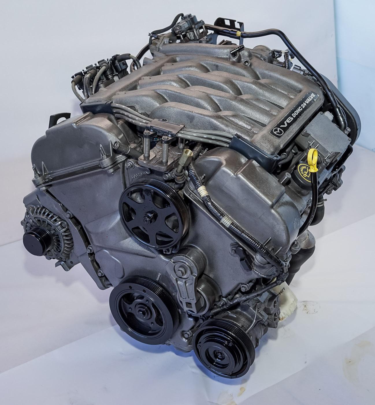 2000 2001 Mazda Mpv 2 5l V6 Used Engine Engine World