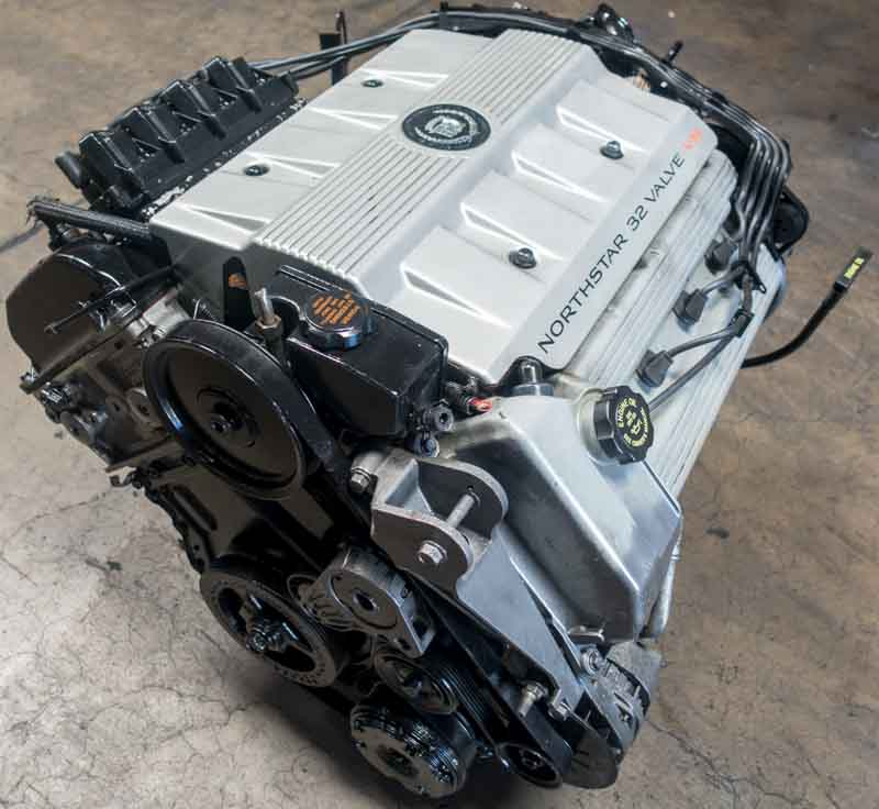 1995-1997 Cadillac DeVille 4.6L V8 Used Engine
