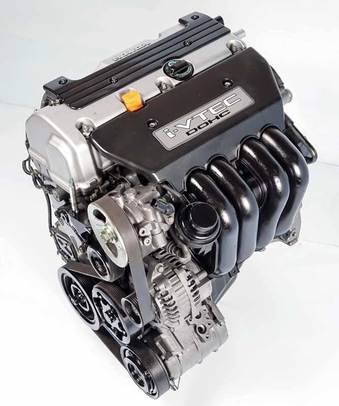 2002-2005 Honda Civic SI 2.0L VTEC Used Engine