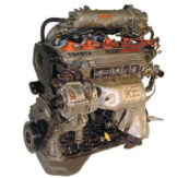 1987-1989 Toyota Celica ST, GT 2.0L Used Engine