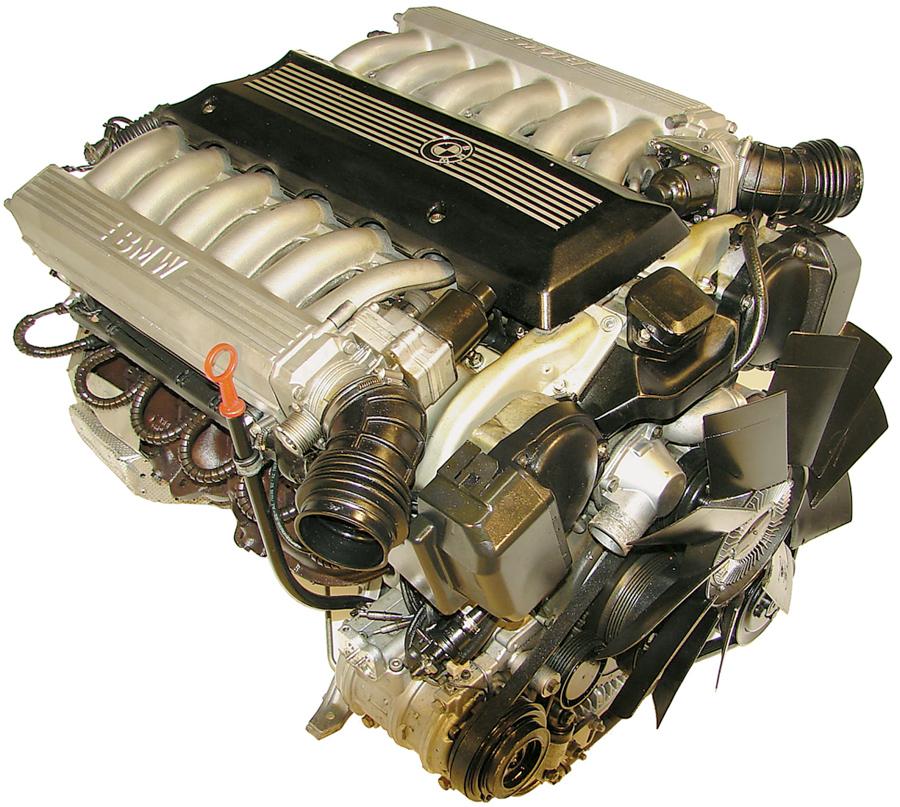 1988-1994 BMW 750 5.0L V12 Used Engine