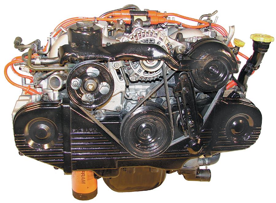 1990-1994 Subaru Legacy 2.2L Used Engine