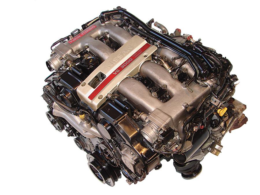 1990 1996 Nissan 300zx 3 0l Dohc Twin Turbo Used Engine