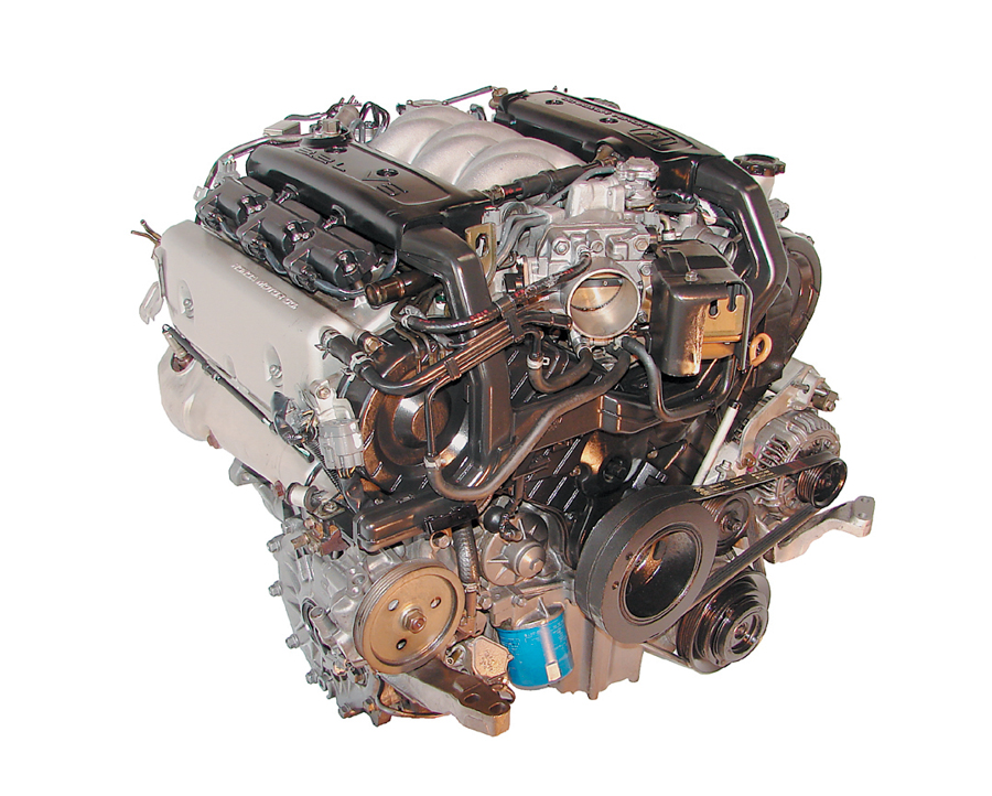 1991-1995 Acura Legend 3.2L Used Engine