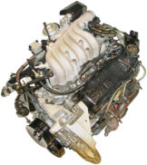 1990-1995 Ford Taurus 3.0L V6 OHV Used Engine