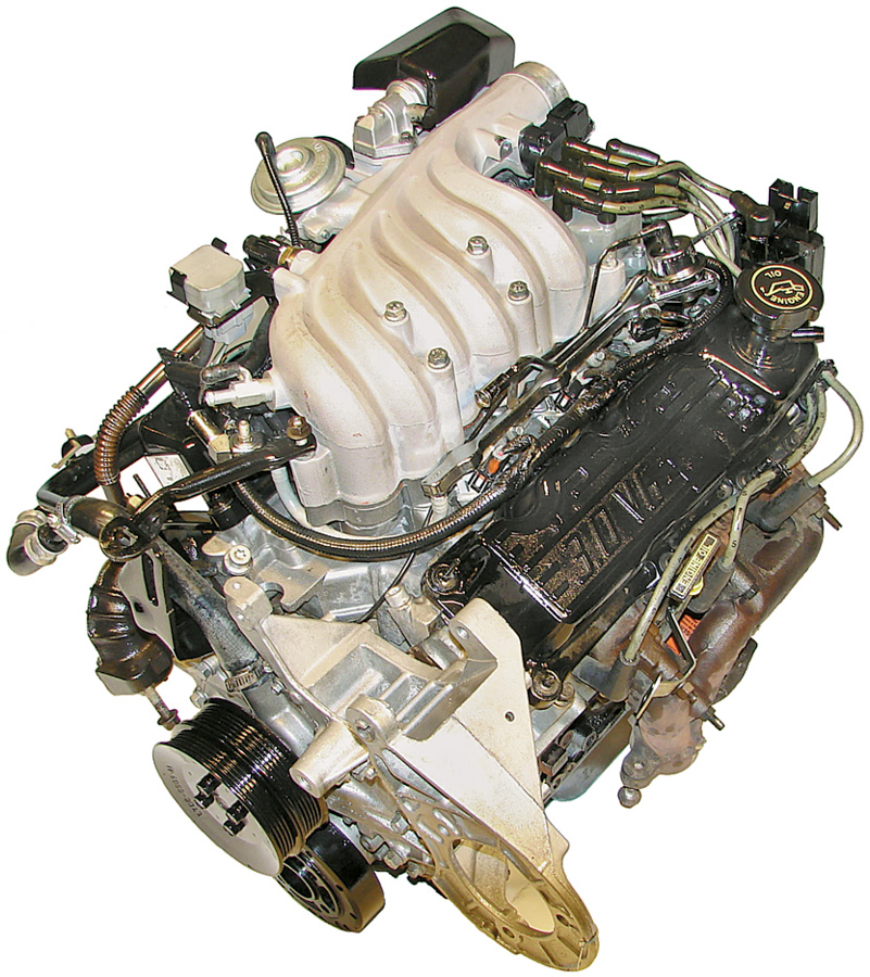 Ford Taurus Ohv Engine on 2000 Dodge Dakota 4x4