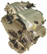 1992-1993 Lexus ES300 3.0L Used Engine