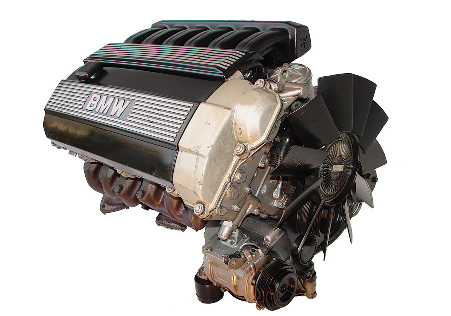 1993-1995 BMW 325 2.5L DOHC Used Engine