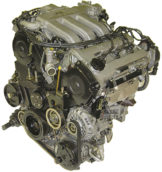 1993-1997 Mazda 626 2.5L V6 Used Engine