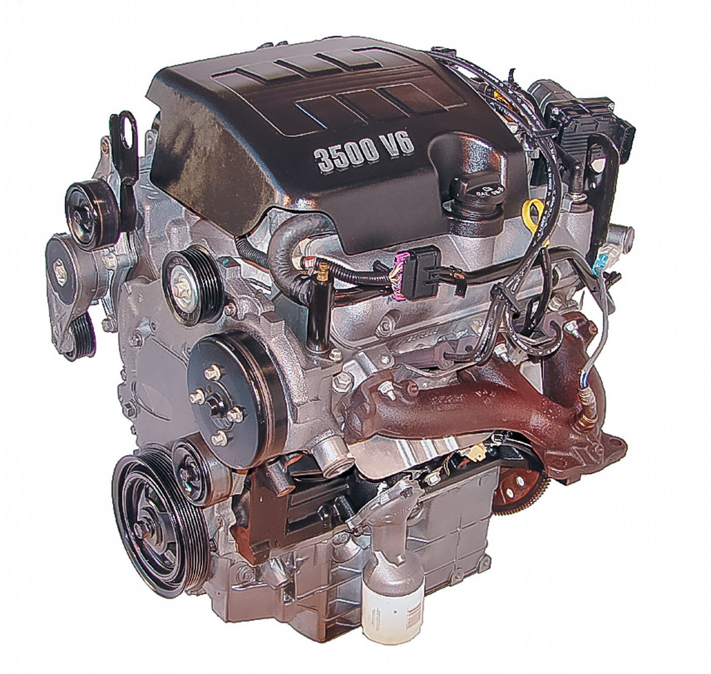 2005-2006 Chevrolet Uplander 3.5L V6 Used Engine