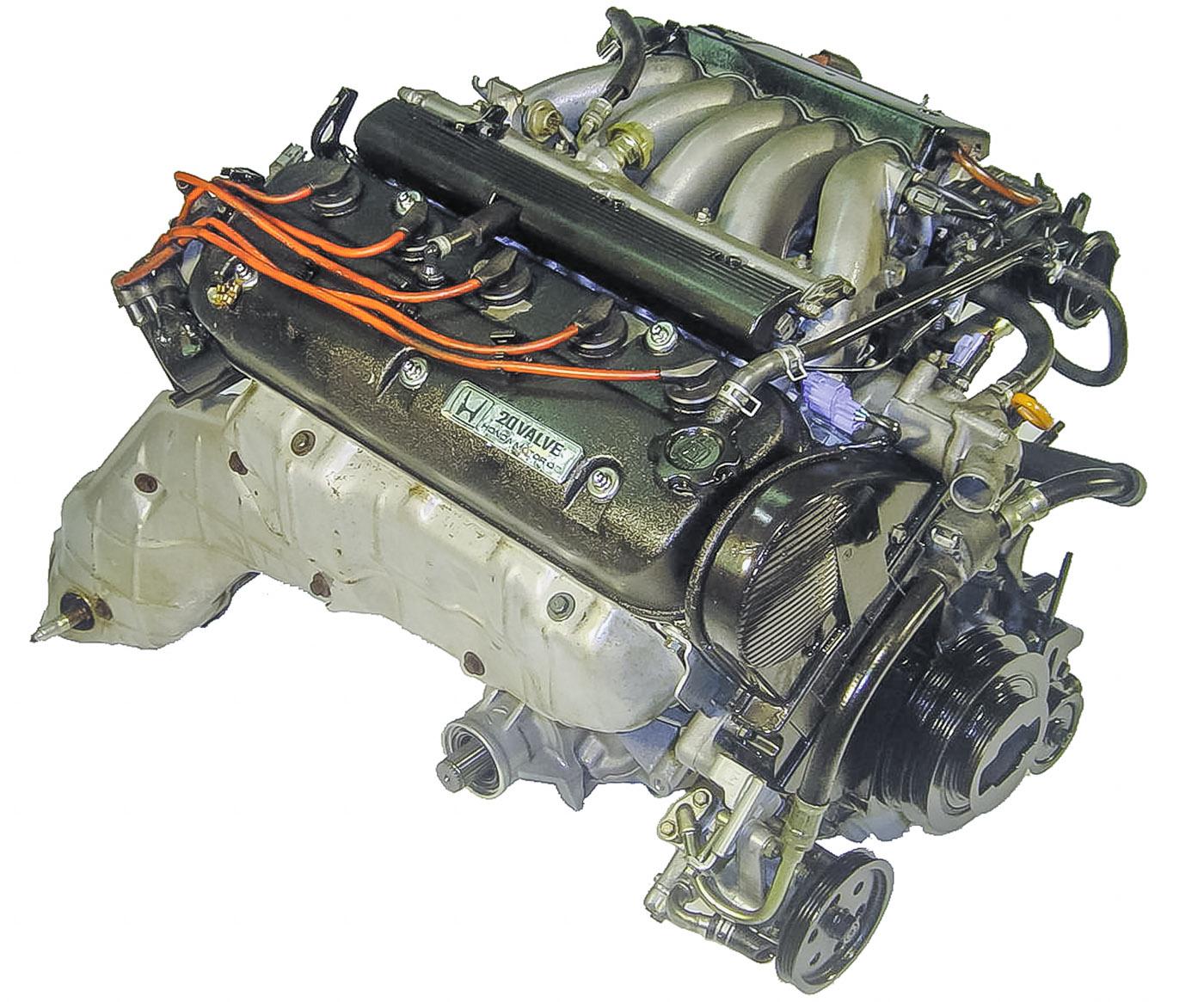 1992-1995 Acura Vigor 2.5L Used Engine