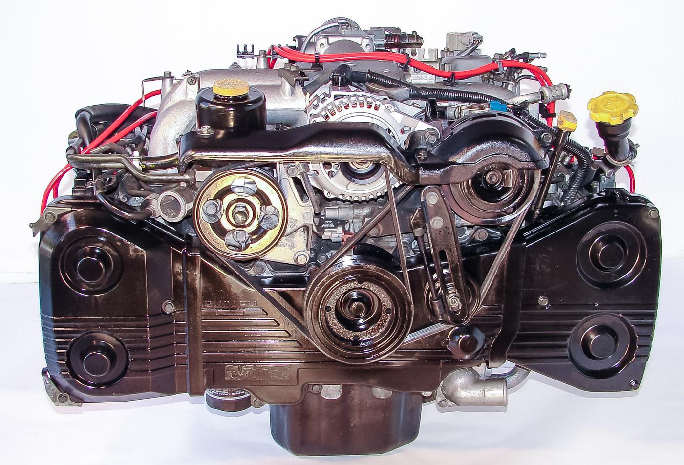 1996-1998 Subaru Legacy 2.5L DOHC Used Engine