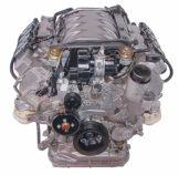 2000-2006 Mercedes S500 5.0L V8 Used Engine